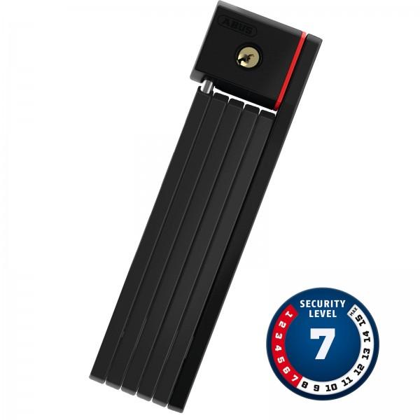 ABUS Faltschloss Bordo uGrip 5700K/80 schwarz Level7