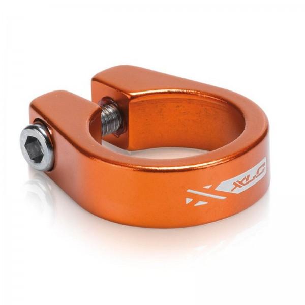 XLC Sattelstützklemme PC-B05 31,8mm orange