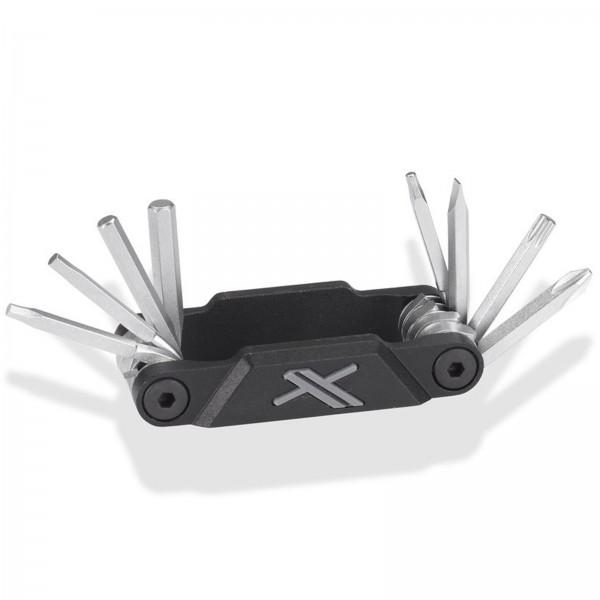 XLC Fahrrad Miniwerkzeug Q-Serie TO-M10 8-Funktionen