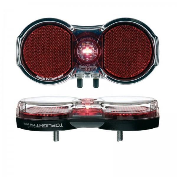 B&M Gep.-Standrücklicht Toplight Flat Plus 50/80mm