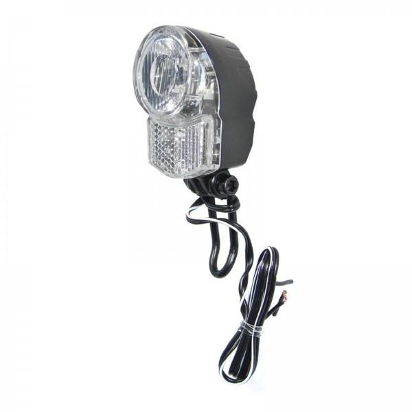 Büchel LED-Scheinwerfer Pro 25 ca.25 Lux mit Halter u. Schalter