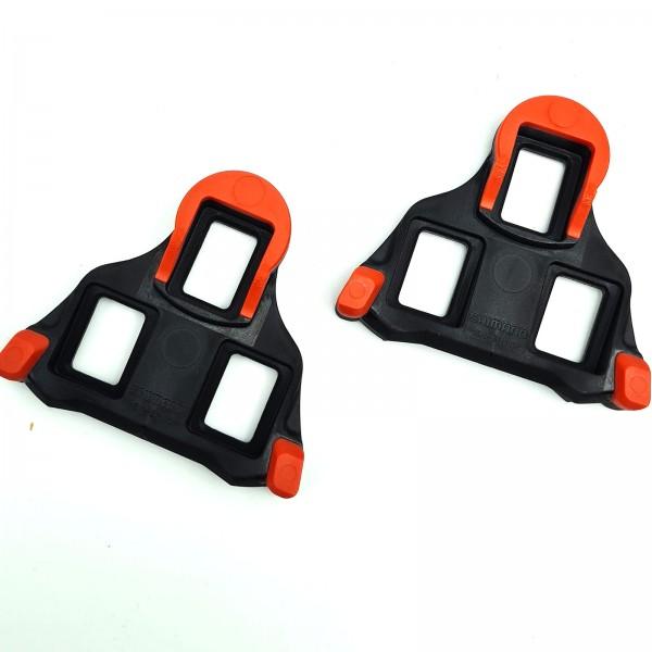 Shimano Pedalplatten SPD-SL rot SH10