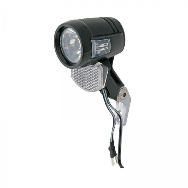 AXA LED-Scheinwerfer Blueline30T Steady Auto mit Schalter,Sensor,Stand-,Tagfahrlicht