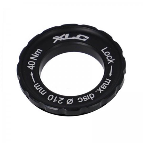 XLC Lockring BR-X111 für Centerlock Adapter 6-Loch Rotor Steckachse