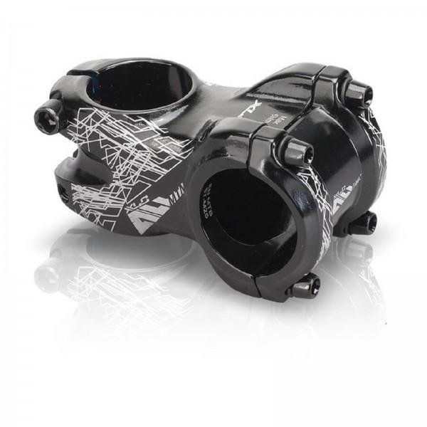 XLC All MTN A-Head Vorbau ST-M25 1 1/8 31,8/35mm 0° schwarz/glanz