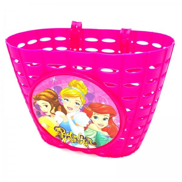Kinderkorb VR Disney PRINCESS Kunststoff rosa