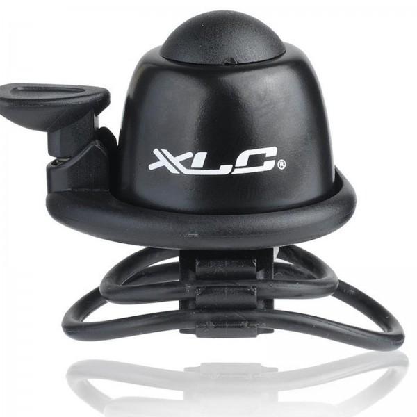 XLC MTB Miniglocken DD-M07 schwarz Ø 22,2-31,8mm