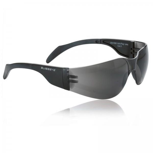 Swisseye Sonnenbrille Outbreak S Rahmen schwarz / Polycarbonatscheiben smoke