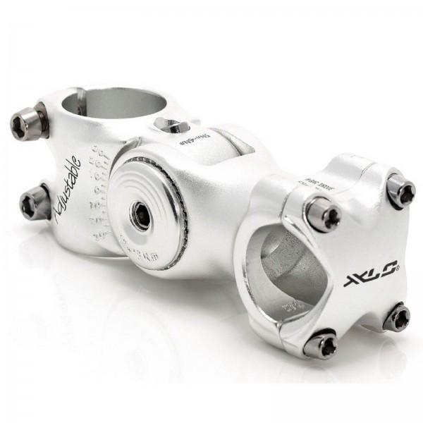 XLC A-Head Vorbau verstellbar ST-M02 Ø 25.4mm 108mm silber
