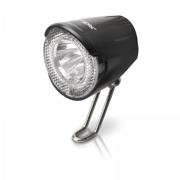 XLC LED-Scheinwerfer 20-Lux m. Halter/Kabel