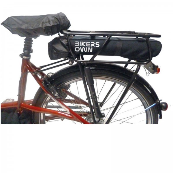 BikersOwn Neopren-Akkuschutz Case4rain© für Bosch Powerpack 300/400