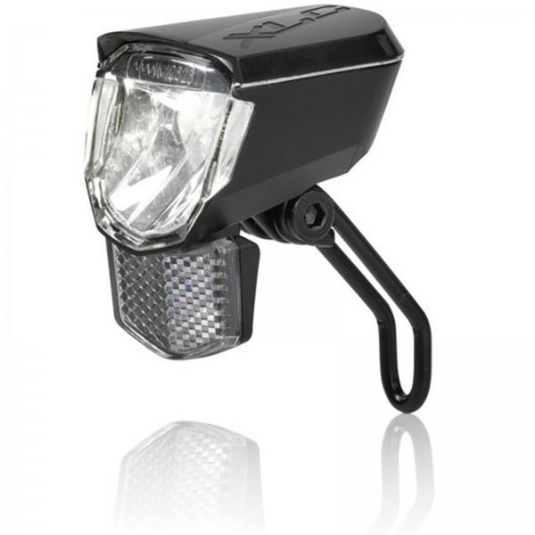 XLC LED Scheinwerfer Sirius D20 20 Lux mit Schalter/Reflektor