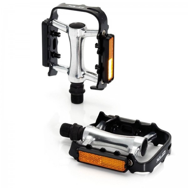 XLC MTB-Pedale PD-M04 Ultralight schwarz/silber