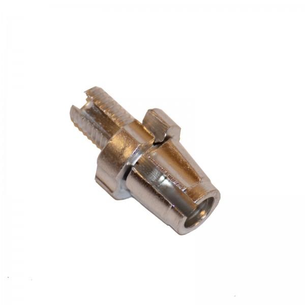 Stellschraube für Bremshebel M7x1 Gewinde silber
