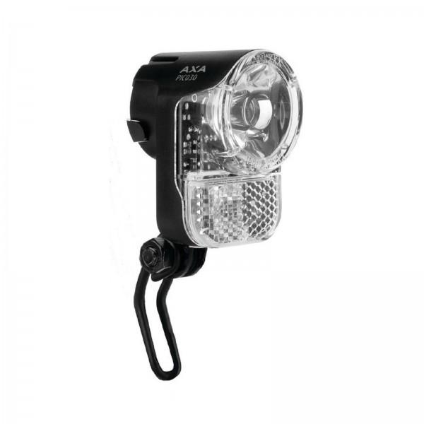 AXA LED-Scheinwerfer Pico 30 T Steady Auto Standlicht/Sensor/Schalter