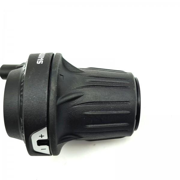 Shimano Drehgriffschalter 7-fach rechts schwarz SLRSV200