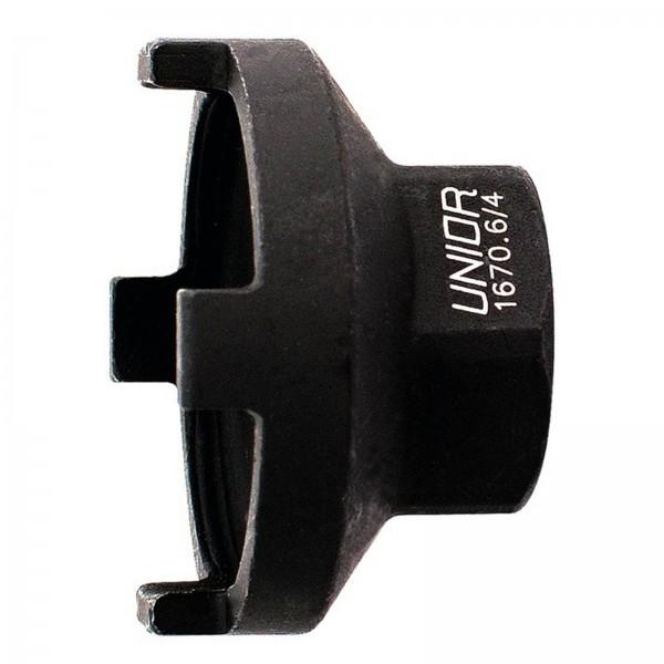 Unior Zahnkranzabzieher BMX 1670.6/4 4-Nasen