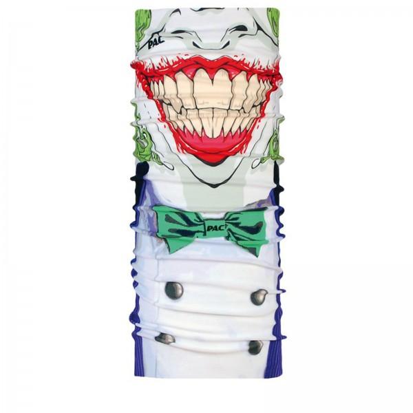 P.A.C Multifunktionstuch Facemask Joker Microfaser