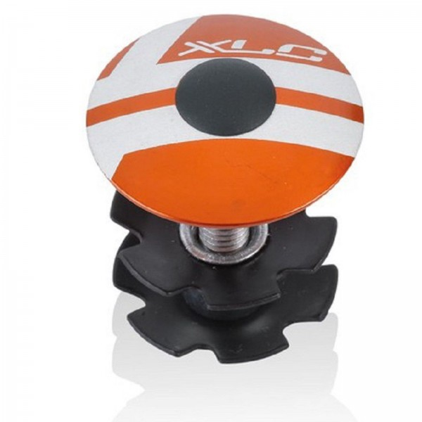 "XLC Ahead-Plug 1 1/8"" AP-S01 orange"