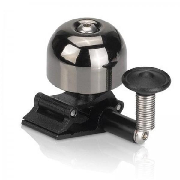 XLC Rennrad Miniglocke DD-M11 dark silver