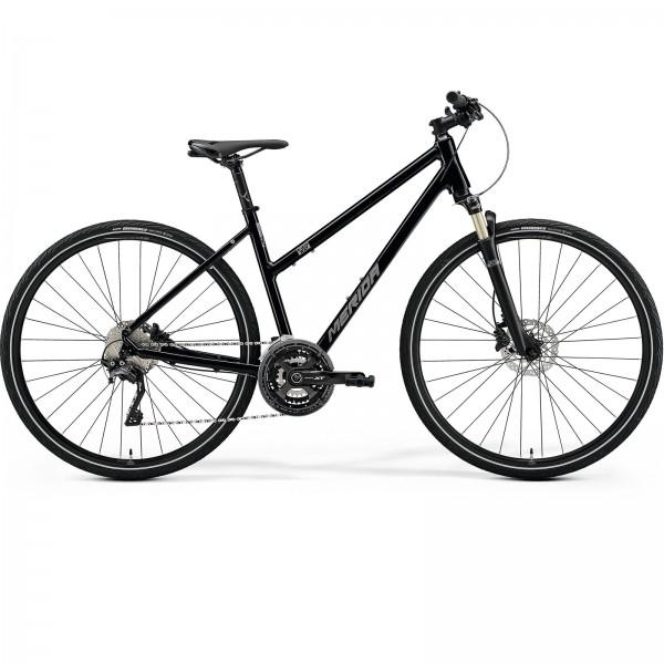 "MERIDA Crossbike 28"" CROSSWAY XT-EDITION DAMEN HP3 schwarz verschiedene Größen 2021"