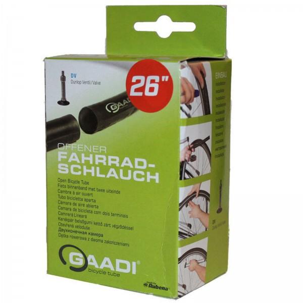 GAADI Schlauch offen 26 Zoll 40/47-559 DV 40mm