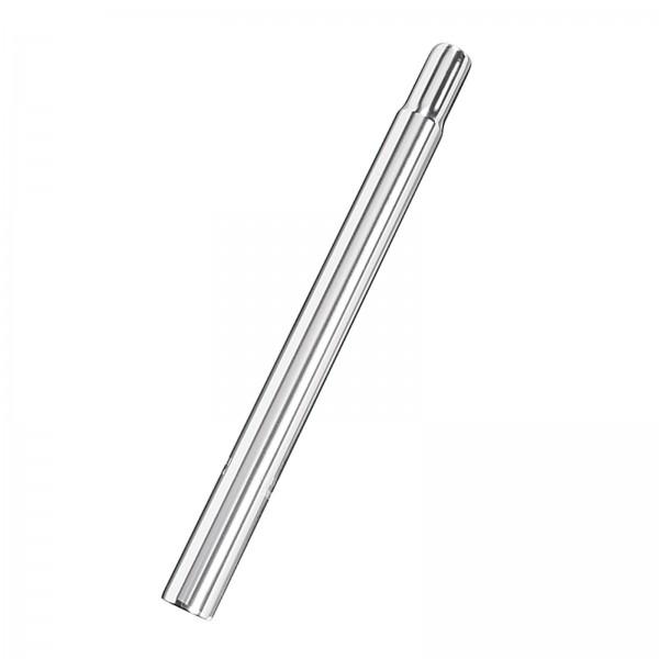 Ergotec Sattelkerze ALU CNC 400/27,2mm silber
