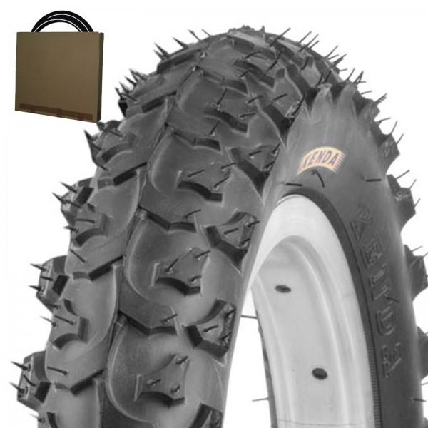 Kenda MTB Reifen K-850 12 1/2x2 1/4 | 62-203 schwarz