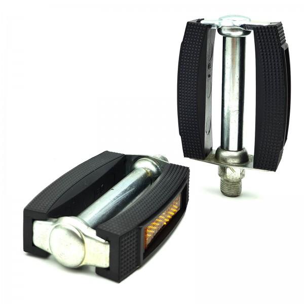XLC Pedale Universal Gummiblock PD-C19 schwarz
