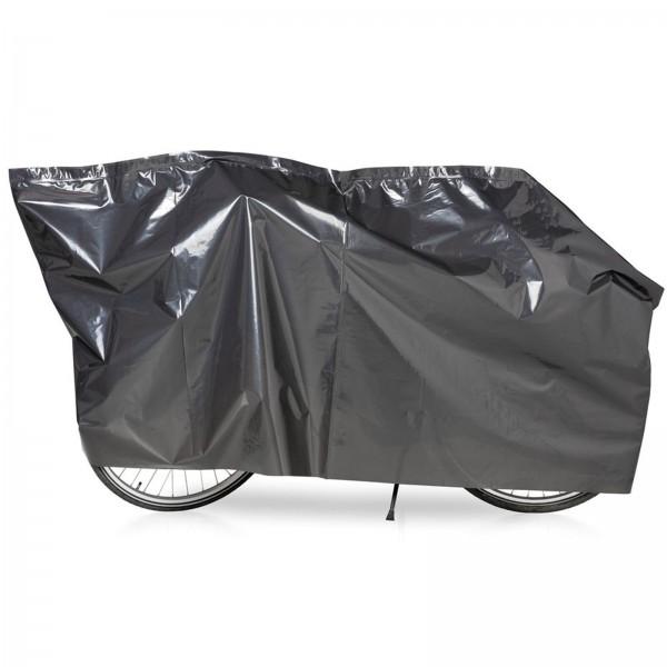 VK Fahrrad-Garage/Schutzhülle 100x220cm grau