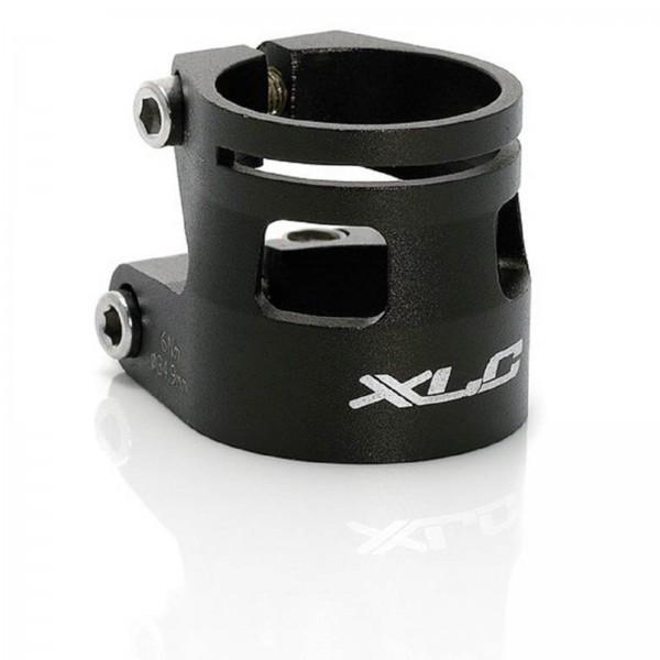 XLC Sattelstützklemme PC-B04 31,6/34,9mm schwarz