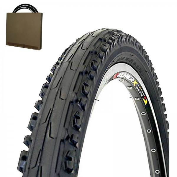 Kenda Fahrrad Reifen K-847 Semi-Kross-Pluss 26x1.95   50-559 schwarz