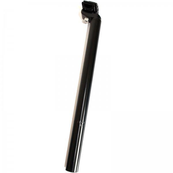 Ergotec Sattelstütze Alu CNC 350/25,4mm schwarz