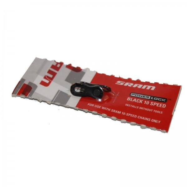 SRAM Kettenverschlussglied Power Lock 10-fach schwarz