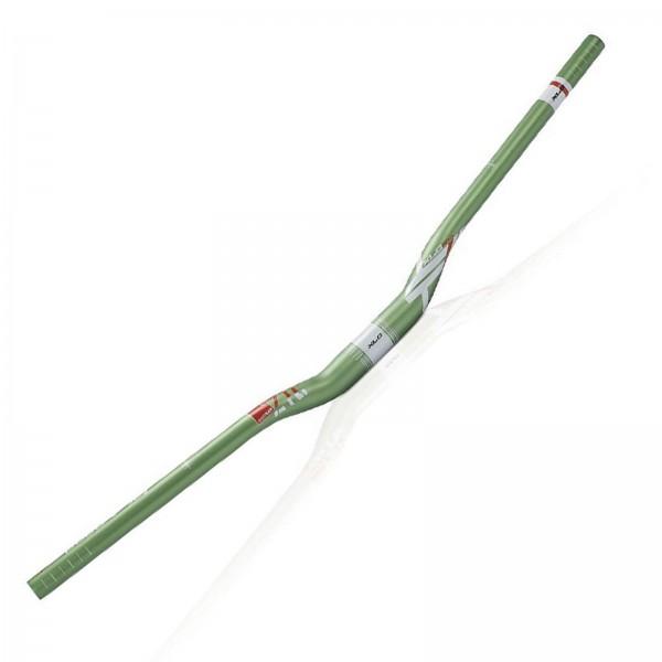 XLC Downhill Lenker PRO Alu HB-M16 Ø 31,8mm 780mm 25mm limegreen