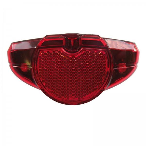 AXA Gep.-Standücklicht Spark LED ROT 80mm