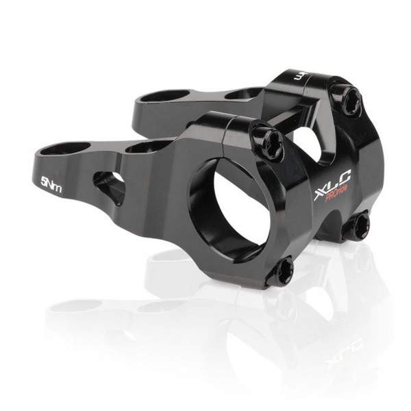 XLC Vorbau Pro Ride Direct Mount Alu Ø 31,8 50mm 15° schwarz