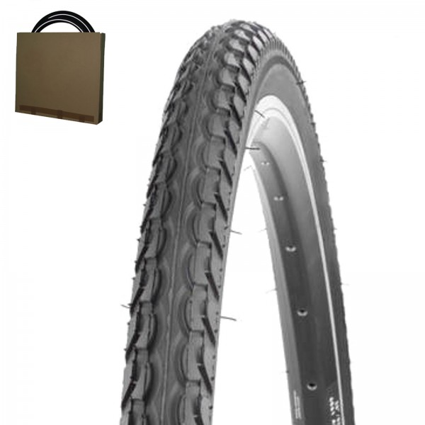Kenda Pannenschutz Reifen Eurotrek K-197 K-Shield 32-622 schwarz