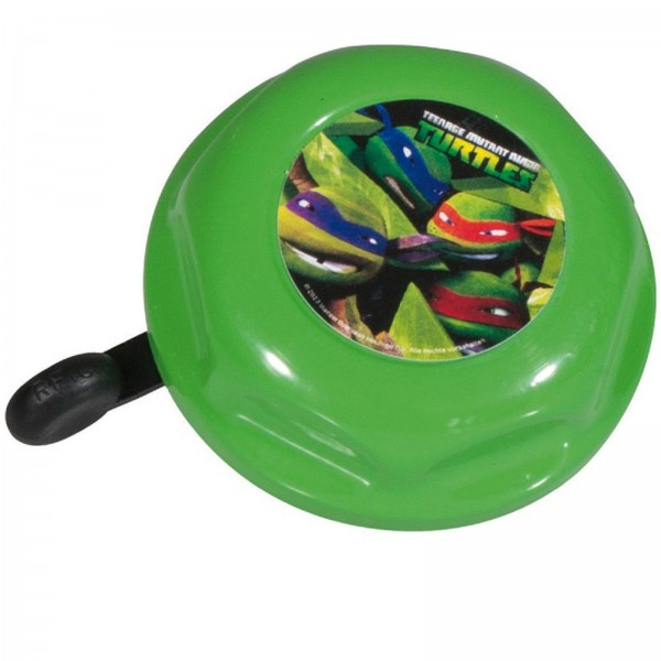 Glocke Turtles grün mit Motiv Ø 55mm