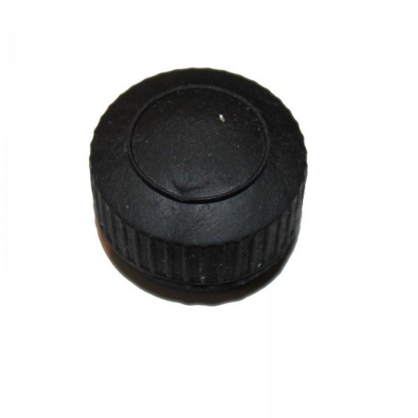 Dynamokappen Standard schwarz