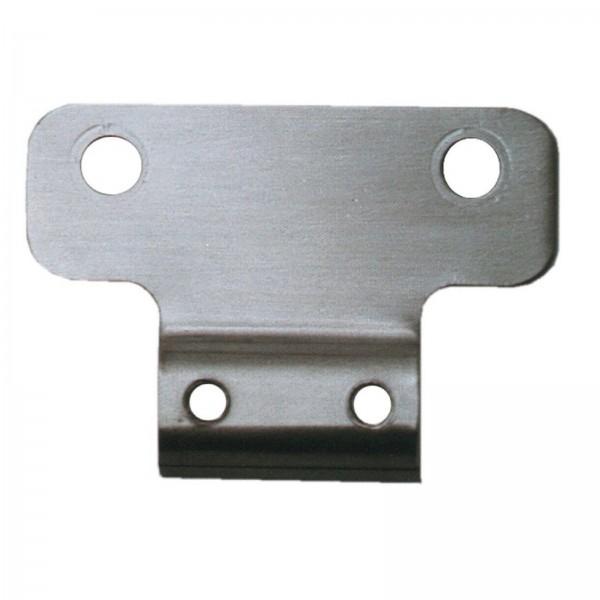 Esge Adapterplatte 40/18mm f. Rahmenbefestigung