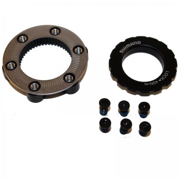 Shimano Centerlock-Adapter 6-Loch SM-RTAD05