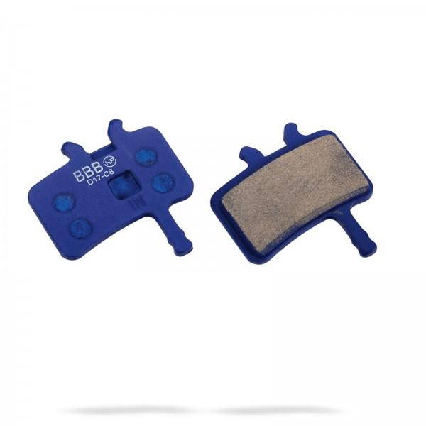 BBB Scheibenbremsbeläge BBS-42 organisch blau Avid Juicy 3