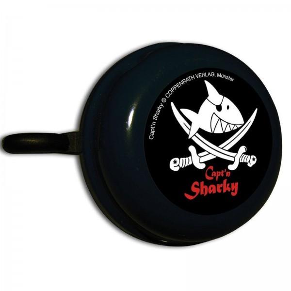 Glocke Capt'n Sharky schwarz