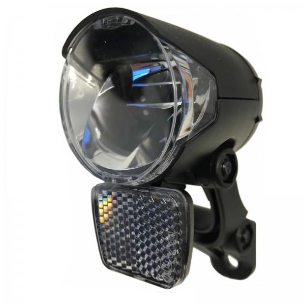 Herrmans LED Scheinwerfer 40-Lux H-Black MR4 Schalter/Standlicht schwarz