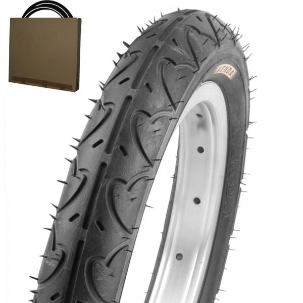 Kenda Kinder Fahrrad Reifen K-909A 10x2 | 54-152 schwarz
