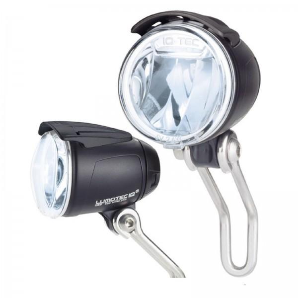 B&M Scheinwerfer Lumotec IQ Cyo N plus 60 Lux Standl./Schalter