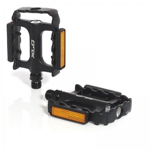 XLC MTB-Pedale PD-M11 Ultralight II schwarz/silber