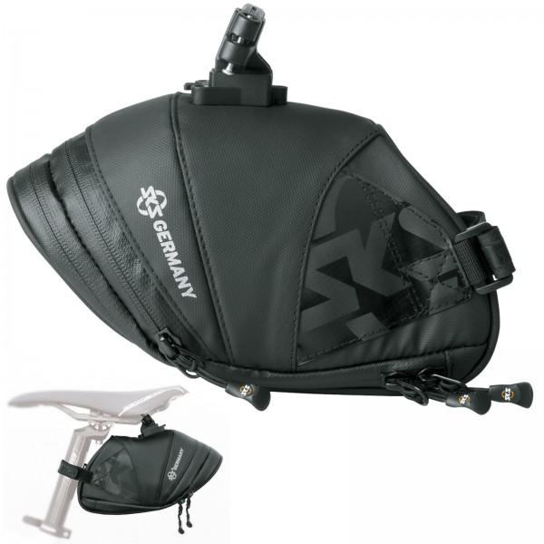 SKS Satteltasche Explorer Click 800 schwarz 0,8ltr.
