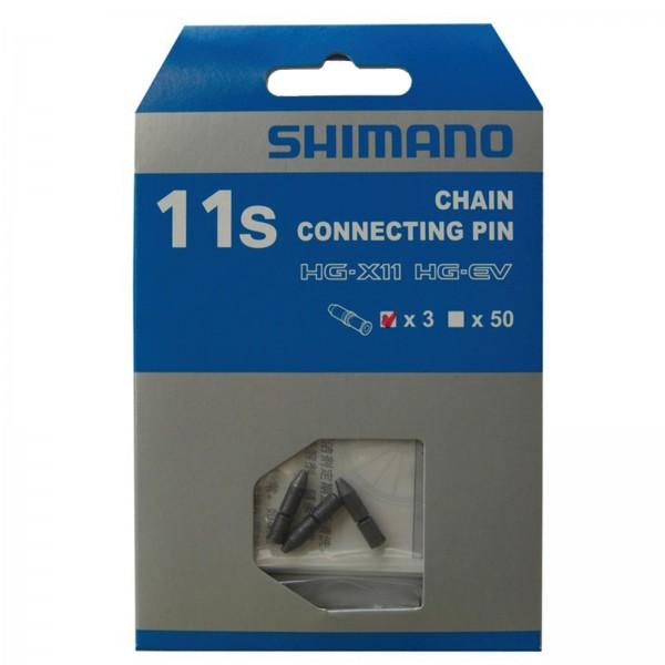 Shimano Kettenverbindungsstift-Set (3-Stück) 11-fach